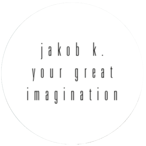 Logo Jakob k. your great imagination